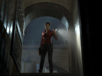 Claire Redfield Enters The Nightmare Of The Resident Evil 2