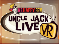 Get Even More Joy Out Of We Happy Few With The Uncle Jack Live VR Experience
