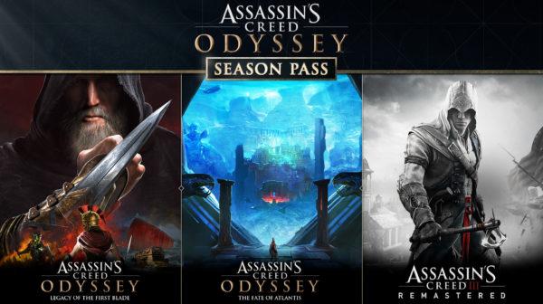 Assassin's Creed Odyssey — Season Pass