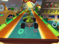 Get Ready For A Race Against Slime With Nickelodeon Kart Racers