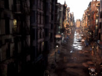 It Is Time To Build A Whole New City With The Sinking City