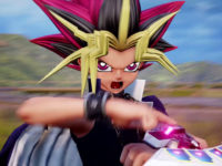 The Battle For Earth Intensifies As Yugi Muto Enters Jump Force