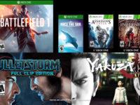 Free PlayStation & Xbox Video Games Coming November 2018