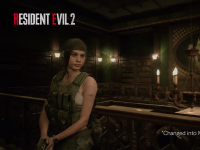Claire Is Full Military In The Resident Evil 2 Remake