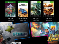 Free PlayStation & Xbox Video Games Coming January 2019