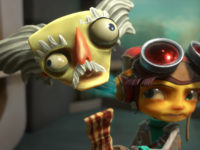 Psychonauts 2 Has It First Gameplay Trailer Here With All The Puns