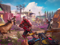 Fight New Enemies, Go To New Locations, & Pet New Animals In Far Cry New Dawn