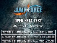 Jump Force Has Its Open Beta All Set Up For Us To Experience