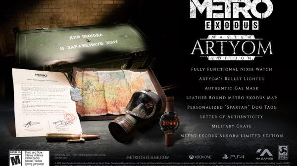 Metro Exodus — Artyom Edition
