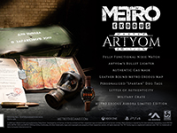 Metro Exodus Is Getting Another Extremely Rare Edition For Collectors