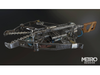 Evolve Your Arsenal Further In Metro Exodus