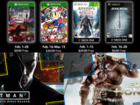 Free PlayStation & Xbox Video Games Coming February 2019