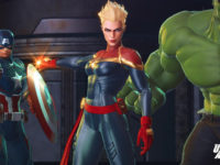 Captain Marvel & Others Confirmed For Marvel Ultimate Alliance 3: The Black Order