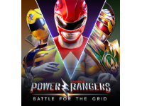 Power Rangers: Battle For The Grid Is Announced To Bring A New Fight Home