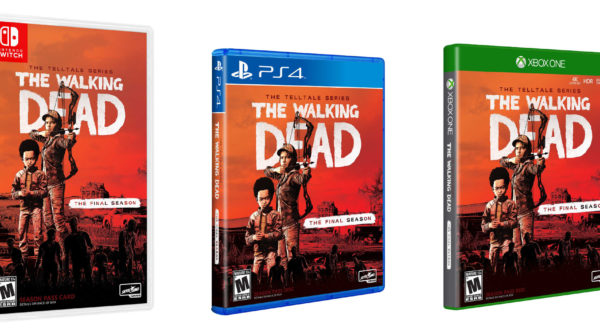 The Walking Dead: The Final Season — Physical Boxed Edition