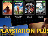 Free PlayStation & Xbox Video Games Coming April 2019