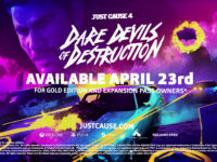 Dare Devils Are Out For Some Destruction In Just Cause 4