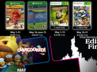 Free PlayStation & Xbox Video Games Coming May 2019