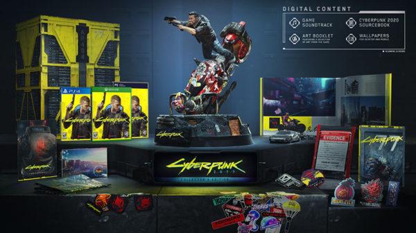 Cyberpunk 2077 — Collector's Edition