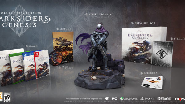 Darksiders Genesis — Collector's Edition