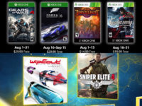 Free PlayStation & Xbox Video Games Coming August 2019