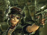 Borderlands 3's Moze Is Anything But Routine