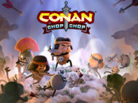 Conan Chop Chop Will Be Releasing A Bit Later Now