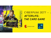 Cyberpunk 2077 — Afterlife: The Card Game Is Now On Its Way