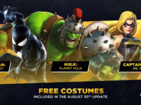 Marvel Ultimate Alliance 3: The Black Order Has Free Costumes On The Way
