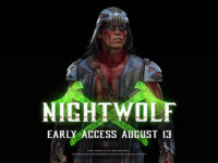 Nightwolf Is Soon Entering The Ring Of Mortal Kombat 11