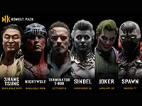 Mortal Kombat 11's Kombat Pack Is Fully Detailed