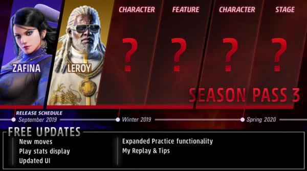 Tekken 7 — Season Pass 3