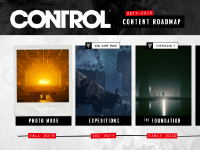 Control's Content Roadmap Has Been Updated With More Hints