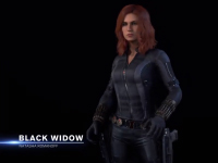 Black Widow Is Here To Give Us A Sting For Marvel's Avengers