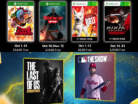 Free PlayStation & Xbox Video Games Coming October 2019