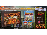 Jumanji: The Video Game Has A Collector's Edition To Take Us Further In