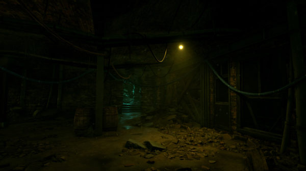 Vampire: The Masquerade — Bloodlines 2 — The Unseen Stronghold