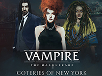 Vampire: The Masquerade — Coteries Of New York Will Be Rising A Bit Later Now