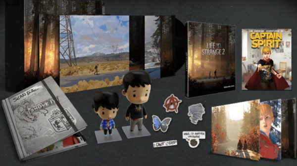 Life Is Strange 2 — Collector's Edition Soft Bundle