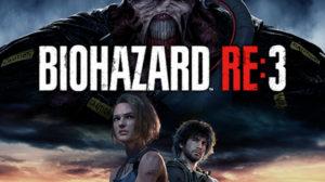 Resident Evil 3 Remake — Logo