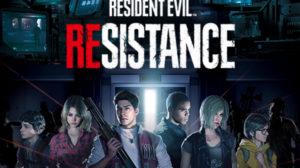 Resident Evil: Resistance — Logo
