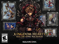 You Can Get The Full Experience In One Spot With Kingdom Hearts All-In-One