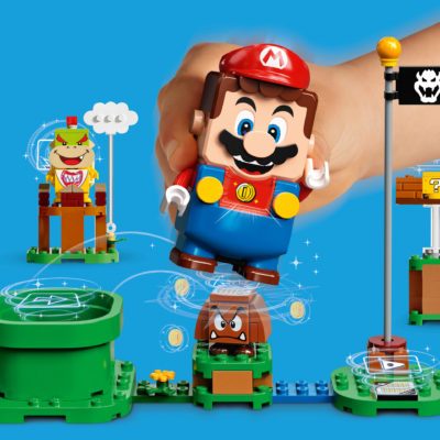 LEGO Super Mario Looks To Bring The Fun To Life Outside Of The Video Games