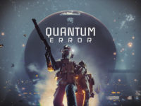 Quantum Error Is Announced & Bringing Us All More Cosmic-Horror
