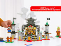LEGO Super Mario Coming This August With Some Fun Expansions