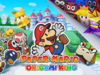 Paper Mario: The Origami King Is Announced & Unfolding This July