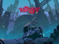 Haxity Is Going To Be Filled With A Lot Of Dark Synth
