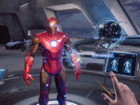 Marvel's Iron Man VR Is Offering Us Some New Ways To Tinker With The Armor