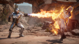 Mortal Kombat 11: Aftermath — Review