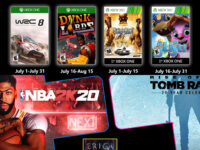 Free PlayStation & Xbox Video Games Coming July 2020